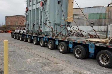 165 Ton Transformer
