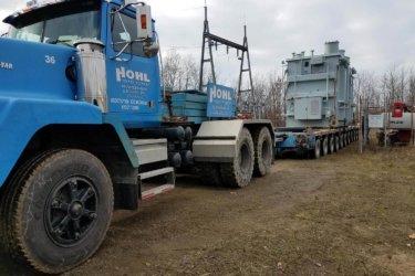 100 Ton Transformer