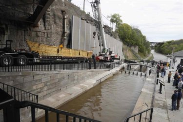 Canal Reconstruction