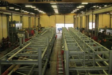 Fabrication and Pre-Assembly, Hohl Shop