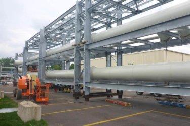 Water Treatment Process Module