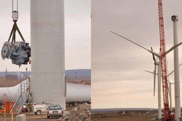 Windmill Install