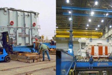 Hydraulic Press Install