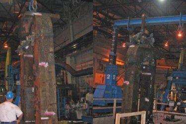 Steel Mill Install