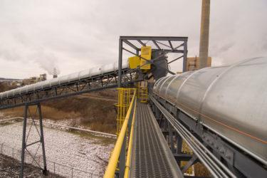 Power Plant Conveyors