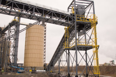 Power Plant Material Handling